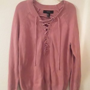 Forever 21 women's sweater